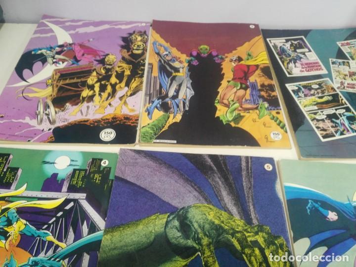 Cómics: LOTE DE COMICS BATMAN ANTIGUOS COLECCION COMPLETA - Foto 7 - 139211090