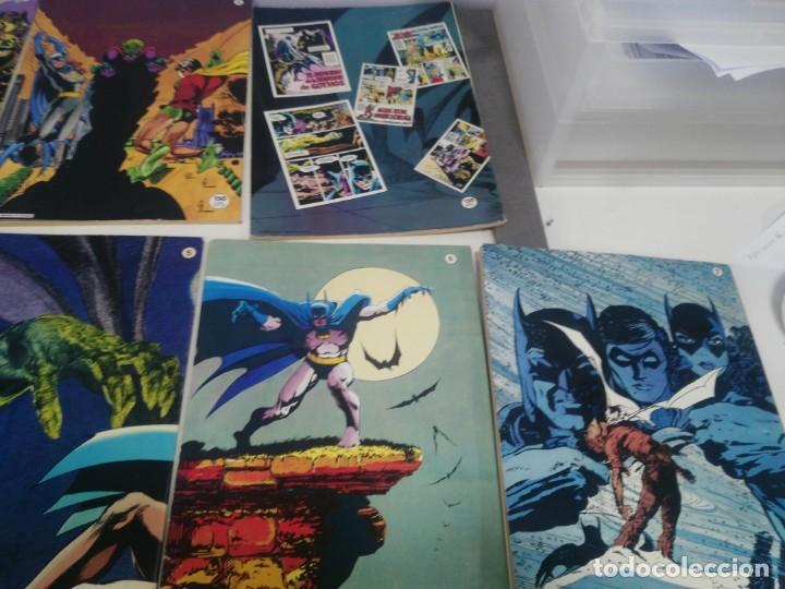 Cómics: LOTE DE COMICS BATMAN ANTIGUOS COLECCION COMPLETA - Foto 8 - 139211090