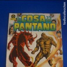 Cómics: CÓMIC DE LA COSA DEL PANTANO AÑO 1984 Nº 4 EDICIONES ZINCO LOTE 8 BIS. Lote 210832175