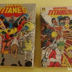 Cómics: LOS NUEVOS TITANES VOLUMEN 1 ZINCO. COLECCIÓN COMPLETA 50 NÚMEROS + 1 EXTRA. 1984-1988. Lote 139298542