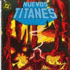 Cómics: NUEVOS TITANES VOLUMEN 1 NÚMERO 35 EDICIONES ZINCO DC. Lote 267733779