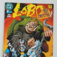Cómics: LOBO - Nº 1 - NO SMOKING - DC COMICS - EDICIONES ZINCO - AÑO 1996.. Lote 139579150