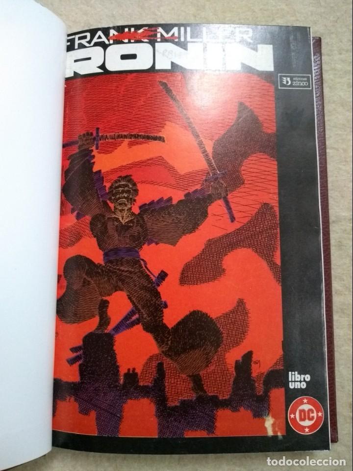 RONIN DE FRANK MILLER - COMPLETA Y ENCUADERNADA (Tebeos y Comics - Zinco - Prestiges y Tomos)