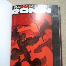 Cómics: RONIN DE FRANK MILLER - COMPLETA Y ENCUADERNADA. Lote 139623030