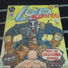 Cómics: LOBO, INFANTICIDIO N. 1 DE 4. Lote 139789594