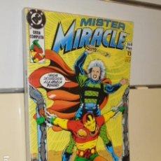 Cómics: RETAPADO MISTER MIRACLE CONTIENE LOS Nº 1 AL 8 DE ESTA COLECCION - ZINCO -. Lote 139895894