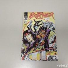 Cómics: 11118- TEBEO BUTCHER DC COMICS 1 AL 5 NUMEROS AÑO 1991 EDICIONES ZINCO . Lote 139969550