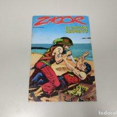 Cómics: 1118- ZAGOR EL CAPITAN SERPIENTE EDICIONES ZINCO AÑO 1983 N º 5 82 PAG . Lote 139997202