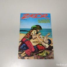 Cómics: 1118- ZAGOR EL CAPITAN SERPIENTE EDICIONES ZINCO AÑO 1983 N º 5 82 PAG Nº 2. Lote 139997322