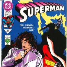 Cómics: SUPERMAN NÚMERO 242 GRUPO EDITORIAL VIC DC. Lote 140163086