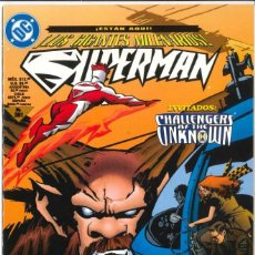 Cómics: SUPERMAN NÚMERO 301 GRUPO EDITORIAL VID DC. Lote 140163262