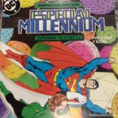 Cómics: ESPECIAL MILLENNIUM MES 6 NUM.7 SUPERMAN Y BLUE BEETLE. Lote 140169098