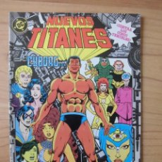 Cómics: NUEVOS TITANES ¡CONTRA LOS CINCO TEMIBLES! Nº 46 DC EDICIONES ZINCO. Lote 140183910