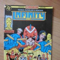 Cómics: INFINITY Nº 14 DC EDICIONES ZINCO. Lote 140184326