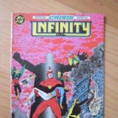 Cómics: INFINITY Nº 16 DC EDICIONES ZINCO. Lote 140184658