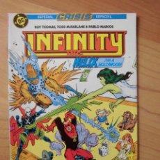 Cómics: INFINITY Nº 13 DC EDICIONES ZINCO. Lote 140185006
