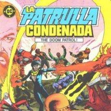 Cómics: LA PATRULLA CONDENADA #1, ZINCO, 1.988. Lote 140209146