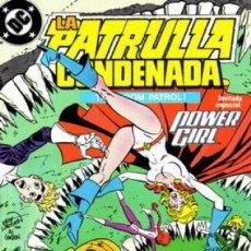 Cómics: LA PATRULLA CONDENADA #13, ZINCO, 1.988. Lote 140210706