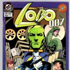 Cómics: ESPECIAL LOBO 007. ZINCO, 1995. Lote 140275449