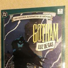 Cómics: BATMAN - GOTHAM: LUZ DE GAS, AUGUSTYN / MIGNOLA. Lote 140593002