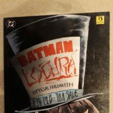 Cómics: BATMAN - LOCURA, JEPH LOEB / TIM SALE. Lote 140593766