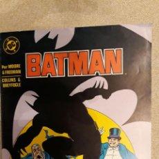 Cómics: BATMAN 14: VILLANOS ENAMORADOS, ALAN MOORE. Lote 140594438