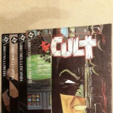 Cómics: BATMAN: THE CULT, JIM STARLIN / BERNI WRIGHTSON. Lote 140648330