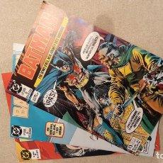 Cómics: BATMAN 19-21, SAGA DE RA'S ALGULH. Lote 140648654