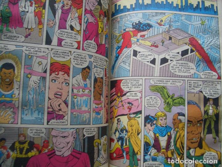 Cómics: NUEVOS TITANES: TOMO #10 (ZINCO, 45-48) - Foto 3 - 138750302