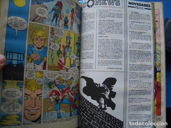 Cómics: NUEVOS TITANES: TOMO #10 (ZINCO, 45-48) - Foto 5 - 138750302