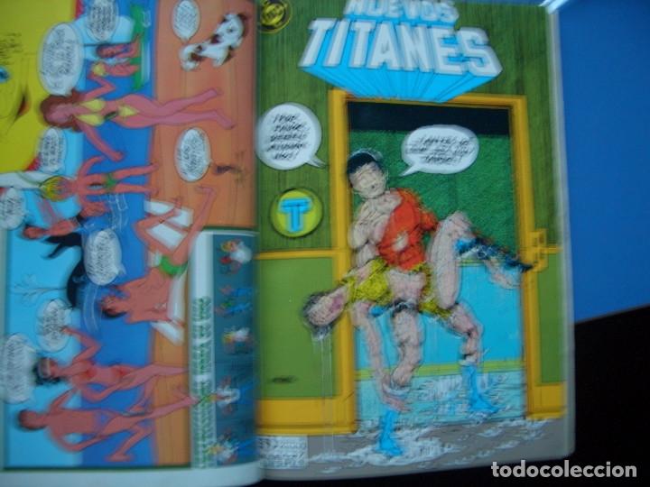 Cómics: NUEVOS TITANES: TOMO #8 (ZINCO, 36-40) - Foto 4 - 138751106