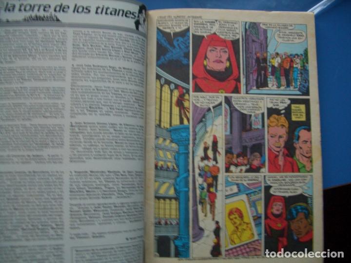 Cómics: NUEVOS TITANES: TOMO #8 (ZINCO, 36-40) - Foto 3 - 138751106