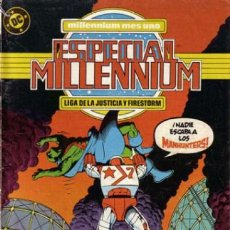 Cómics: ESPECIAL MILLENNIUM #1, ZINCO, 1.988. Lote 177563624