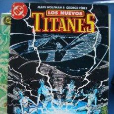 Cómics: NUEVOS TITANES VOL.2 #2 (ZINCO). Lote 138751898