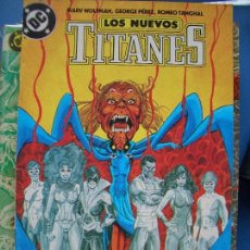 Cómics: NUEVOS TITANES VOL.2 #4 (ZINCO). Lote 138752106