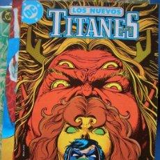 Cómics: NUEVOS TITANES VOL.2 #5 (ZINCO). Lote 138752202