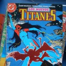 Cómics: NUEVOS TITANES VOL.2 #6 (ZINCO). Lote 138752294