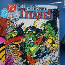 Cómics: NUEVOS TITANES VOL.2 #8 (ZINCO). Lote 138752486