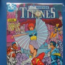 Cómics: NUEVOS TITANES VOL.2 #9 (ZINCO). Lote 138752586