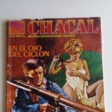 Cómics: CHACAL 37 ZINCO C16V. Lote 140792682