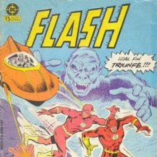 Cómics: FLASH #4, ZINCO, 1.984. Lote 140844642