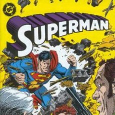 Cómics: SUPERMAN #14, ZINCO, 1.987. Lote 140848682