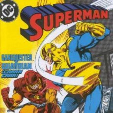 Cómics: SUPERMAN #58, ZINCO, 1.987. Lote 140849306