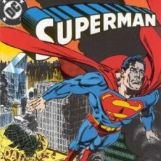 Cómics: SUPERMAN #59, ZINCO, 1.987. Lote 140849602