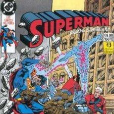 Cómics: SUPERMAN #99, ZINCO, 1.987. Lote 140851386