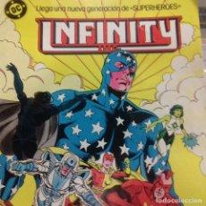 Cómics: INFINITY I.N.C NÚMERO 8 CONSECUENCIAS . Lote 141110202
