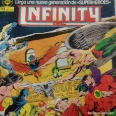 Cómics: INFINITY I.N.C NÚMERO 4 EL VALLE DE LA MUERTE . Lote 141110402