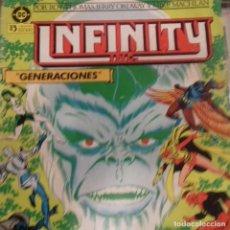 Cómics: INFINITY I.N.C NÚMERO 2 GENERACIONES . Lote 141110570