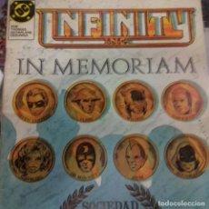 Cómics: INFINITY I.N.C NÚMERO 22 IN MEMORIAM . Lote 141111034