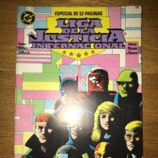 Cómics: LIGA DE LA JUSTICIA INTERNACIONAL NÚMERO 7. Lote 141146465